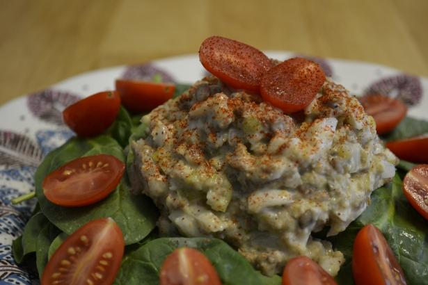 Toona Lentil Salad