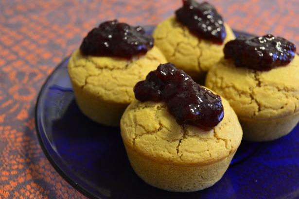 Cinnamon Pancake Muffins