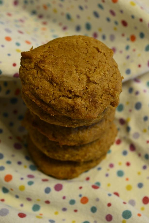 Pillowy Pumpkin Butter Cookies