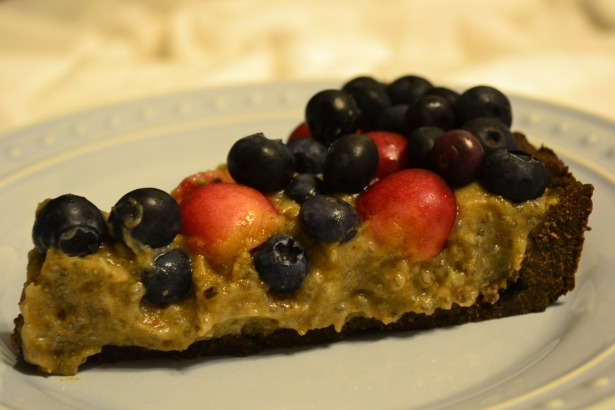Berry Cherry Tart