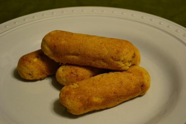 Veggie Corn Dogs