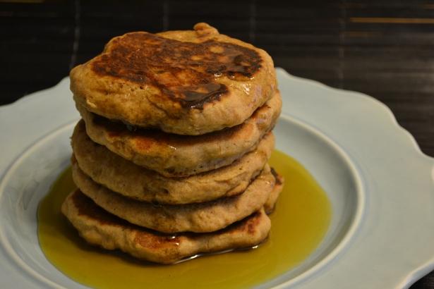 Apricot Orange Pancakes
